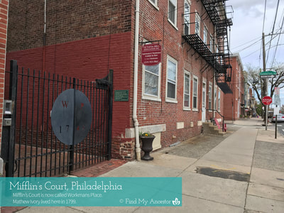 Mifflin's Court, Philadelphia